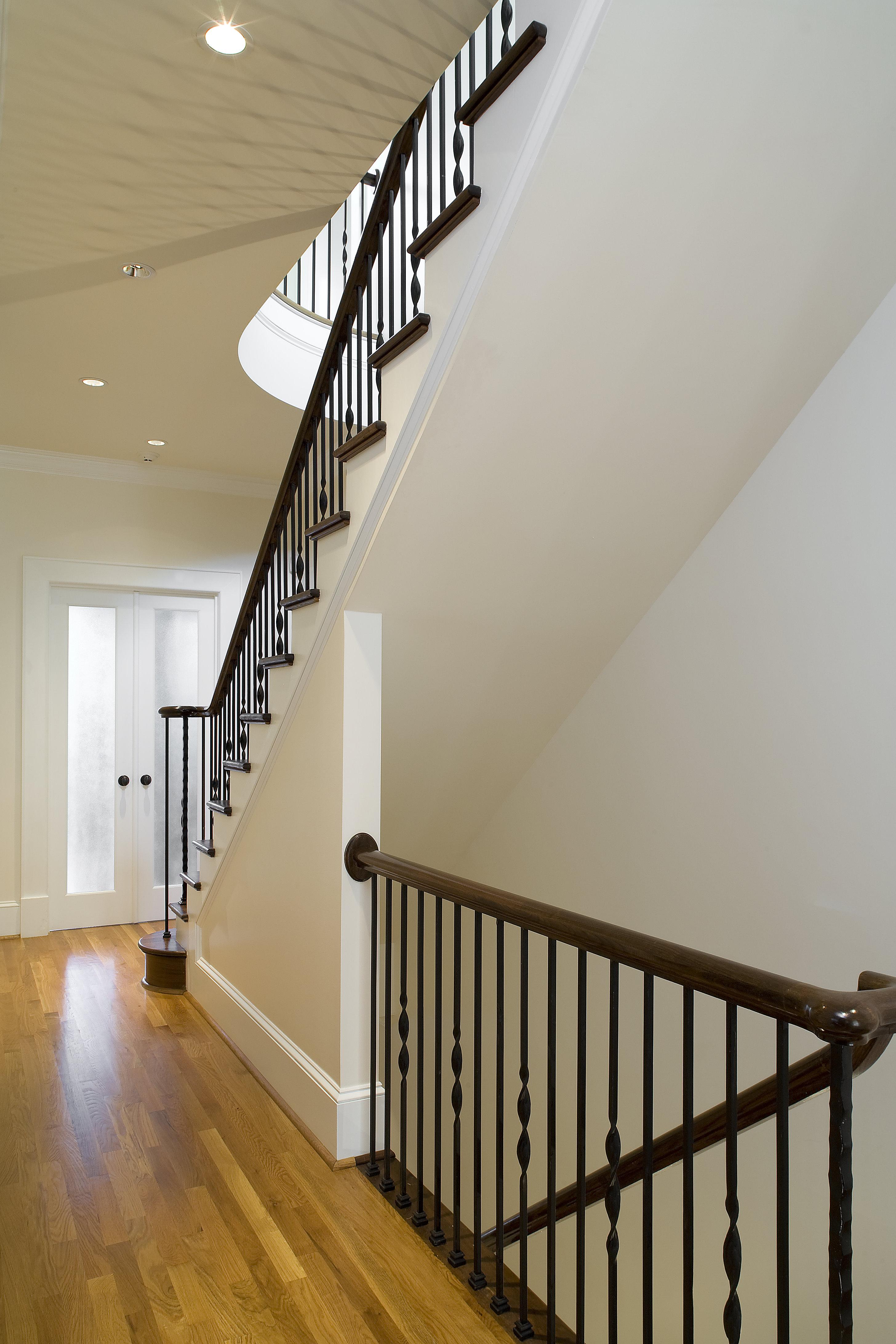Prado Residence Jones Pierce Architects Residential Stair