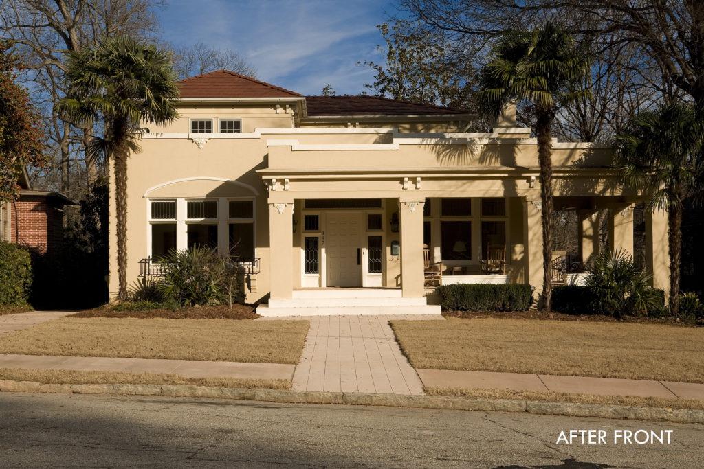 Prado Residence After Front