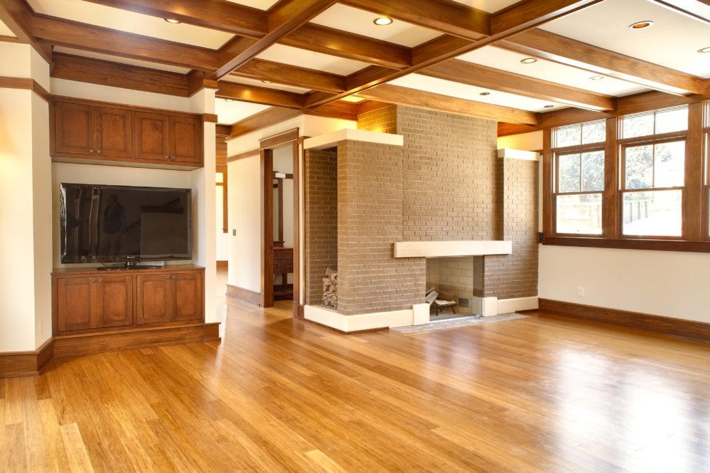 Living Room by Jones Pierce architects
