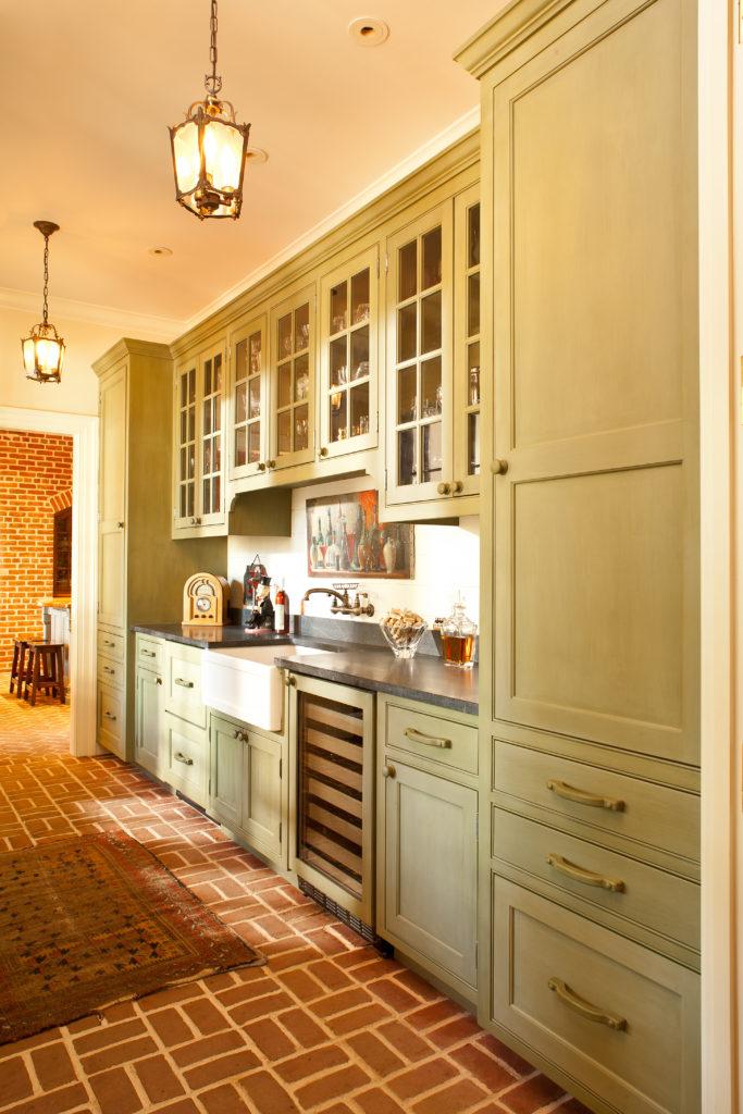Kitchen by Jones Pierce Architects