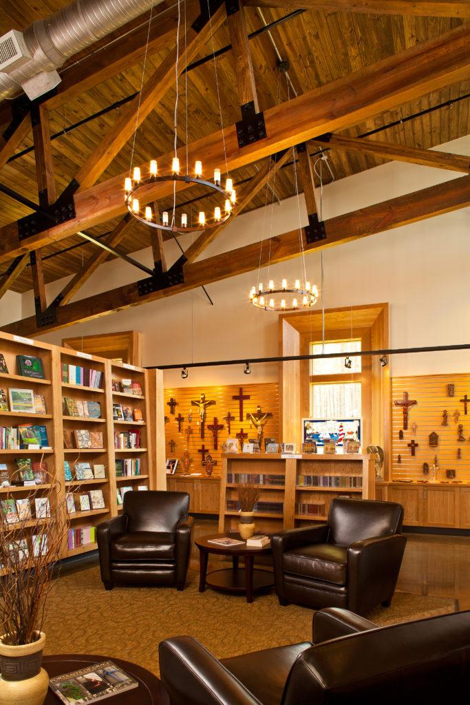 Abbey Store Interior
