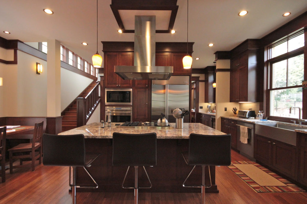 Kitchen at 1139 Lanier Blvd
