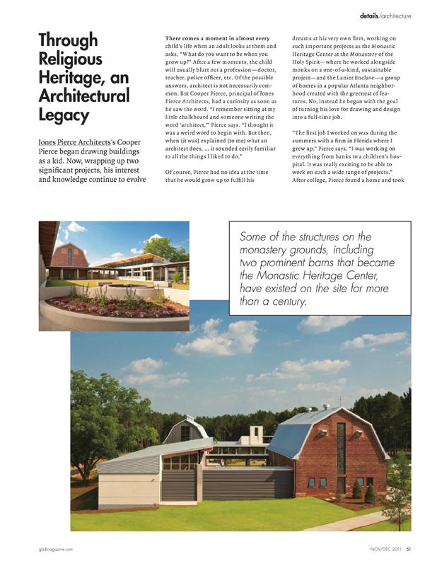 green building design article jones pierce