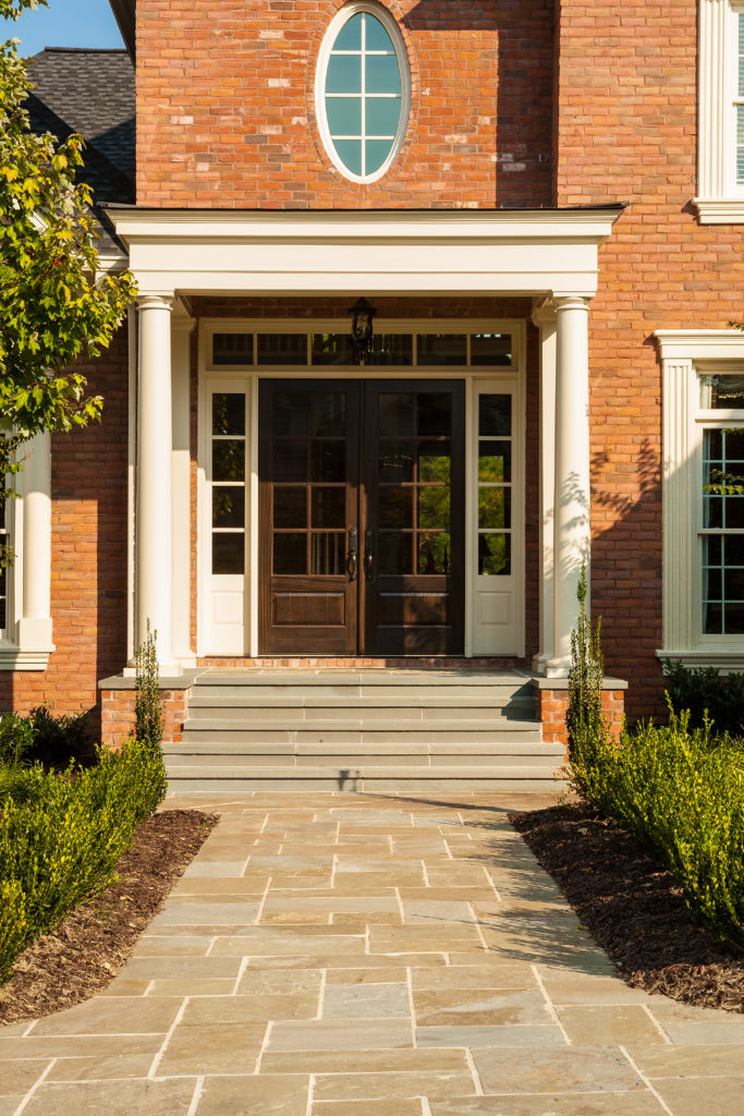 St Marlow Residence Entry