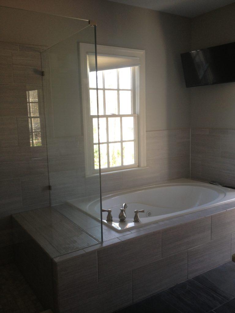 Not So Big House Bathtub
