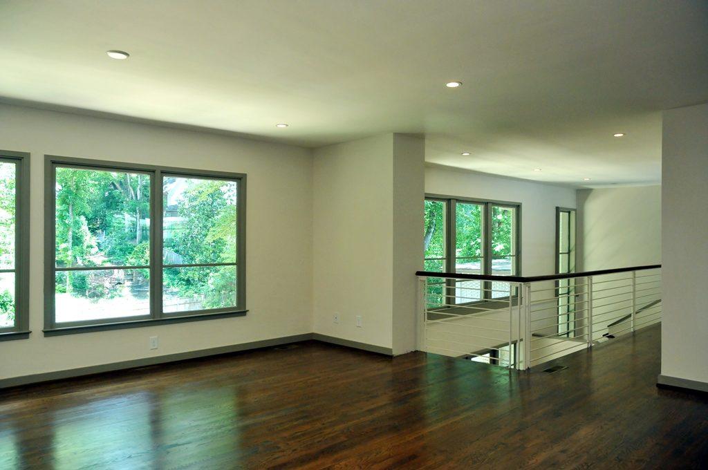 Ansley Park Mid Century Modern Interior
