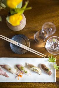 MF Sushi food