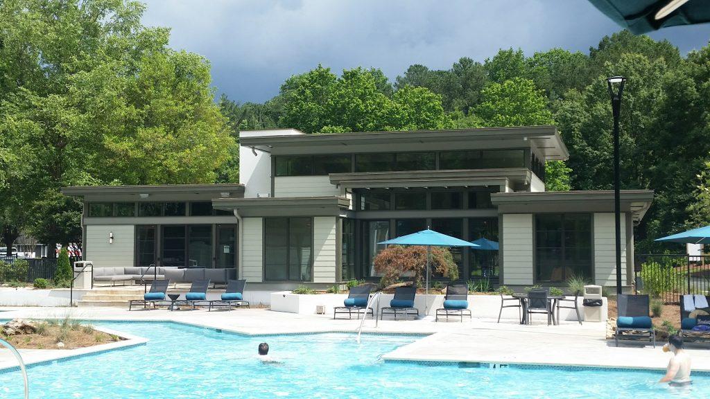 Viridian Pool View