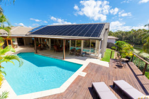 Solar Tax Credit for Backyard Projects
