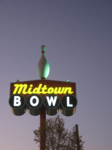 Midtown Bowl Rebrand Jones Pierce Architects