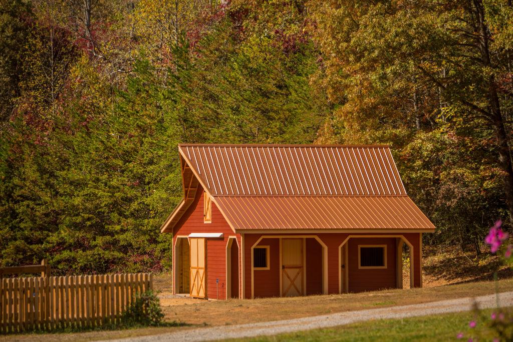 Olansky Residence Barn Jones Pierce