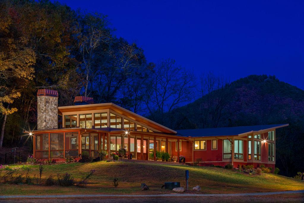 Jones Pierce Architects Residential Architecture. Retirement Mountain Home