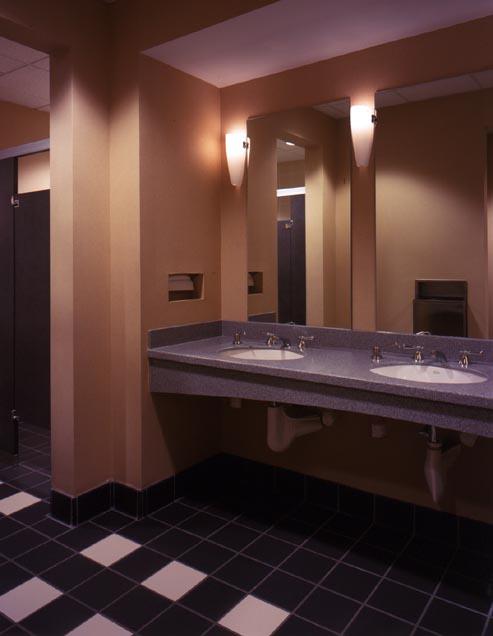 World Travel Bathroom