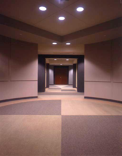 World Travel Elevator Lobby