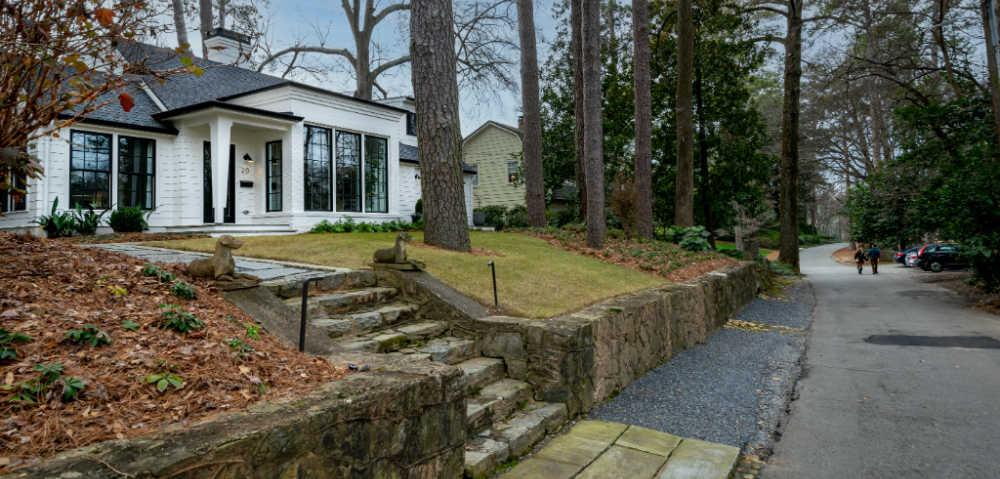 Ansley Park Atlanta home renovation